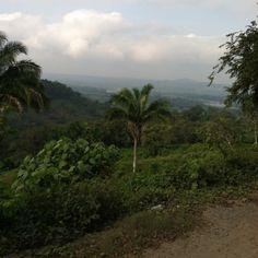 Vera Cruz, Mexico landscape
