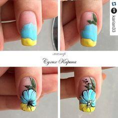 #Repost @karian33 with @repostapp. ・・・ #мкногтей #nails #гельлак #маникюр…