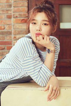 Album ảnh Kim Yoo Jung - 김유정 (The Julius Watch 2017) <3 ^_^
