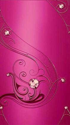 By Artist Unknown. Chevron Wallpaper, Pretty Phone Wallpaper, Wallpaper Iphone Disney, Cellphone Wallpaper, Flower Wallpaper, Wallpaper Backgrounds, Light Blue Roses, Diamond Background, Butterfly Pattern