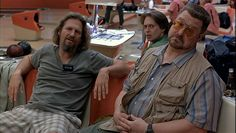"Jeff Bridges, John Goodman and Steve Buscemi in the film ""The Big Lebowski"" (Joel and Ethan Coen - size of the work: Digital PaintingSoftware: MyPaint [opensource]Hardware: pen tablet O Grande Lebowski, El Gran Lebowski, Jeff Bridges, Movie Taglines, The Big Lebowski Movie, Big Lebowski Quotes, Beatles, Joel And Ethan Coen, Coen Brothers"