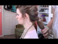 mod grecian hair tutorial
