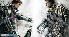 Edge of Tomorrow, A holnap határa - online filmbemutató, trailer, előzetes