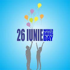 ZIUA INTERNAŢIONALĂ DE LUPTĂ ÎMPOTRIVA TRAFICULUI ŞI CONSUMULUI ILICIT DE DROGURI. Începând cu anul 1987, în fiecare an, în data de 26 iunie, la nivelul tuturor ţărilor membre ale Organizaţiei Naţiunilor Unite se marchează Ziua Internaţională de Luptă Împotriva Traficului şi Consumului Ilicit de Droguri.
