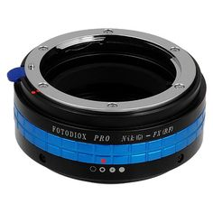 Amazon.com : Fotodiox Pro Lens Mount Adapter, Nikon G Lens to Fujifilm X Camera Body (X-Mount), for Fujifilm X-Pro1, X-E1 : Fotodiox Nikon G Fuji : Camera & Photo