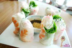 DIY recept: Hoe maak je zelf Vietnamese loempia van rijstpapier | Dames.nl