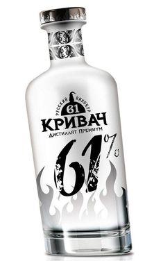 Wild #vodka #packaging