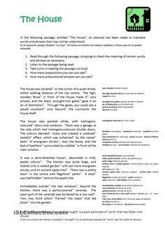preposition worksheet identifying prepositions worksheets. Black Bedroom Furniture Sets. Home Design Ideas