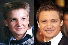 OMG that mulllet!!!  Celebrities, Then And Now – 40 Pics