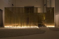 installation by architect Kengo Kuma of a concept home based on traditional Japanese interiors Japanese Interior Design, Best Interior Design, Bathroom Interior Design, Space Architecture, Japanese Architecture, Architecture Details, Kengo Kuma, Jüdisches Museum, Home Theater Installation