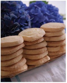 Flo's Shortbread - Images from Gran's Kitchen www.granstable.com