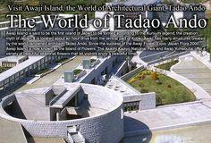 Tadao Ando Awaji Island  #ando #architecture #tadao Pinned by www.modlar.com