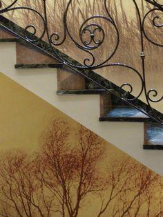 Wall Decor - Graphic Design Arch. Elena Busato Interior Design Hotel Principe Palace Jesolo - Venezia