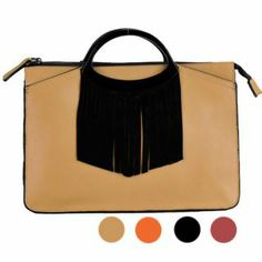 Nice Leather Tassel Hobo Bag for Lady Great Women Leather Handbag Bag: USD $74.47