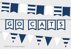 This Geelong Cats Bunting set will transform any space and bring a new level of…