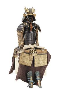 Dou-Gusoku-Rüstung, japanisch, frühe Edo-Zeit, 17. Jh.
