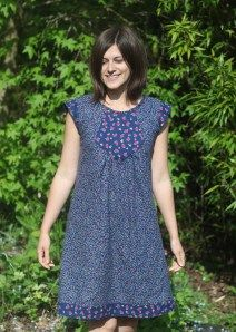 Built By Wendy Simplicity 3964 Pattern Dress