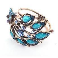 Crystal Peacock Bracelet New