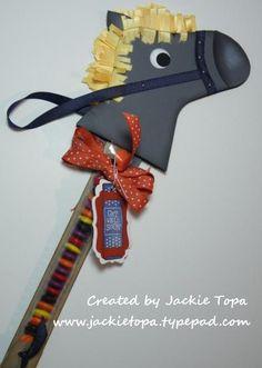 Hobby Horse topper