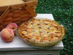 Appalachian Living: My, Oh My, Peach Pie!