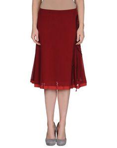 SONIA FORTUNA  3/4 length skirt