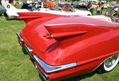 1958 Eldorado concept