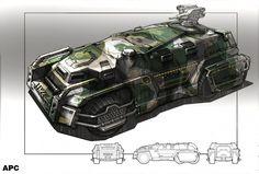 Okay, not a tank but still cool.