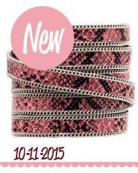 Nog meer Koko edge Leer Nieuw bij kralenhoekje sinds 11 November 2015! Bekijk ze allemaal!