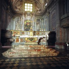 Chiesa di Santa Maria Assunta a Ghemme (No)   Scopri di più nella sezione Itinerari tematici del portale #cittaecattedrali
