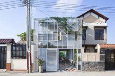 Desain Rumah Tinggal Sederhana Dua Lantai