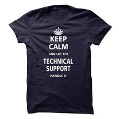 LET THE TECHNICAL SUPPORT T-SHIRTS, HOODIES, SWEATSHIRT (23$ ==► Shopping Now)