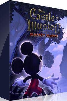 CD keye , Castle of Illusion HD