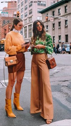 Mode Outfits, Fall Outfits, Fashion Outfits, Womens Fashion, Fashion Trends, 70s Inspired Fashion, Mode Ootd, Look Street Style, Look Retro