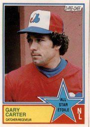 1983 O-Pee-Chee #314 Gary Carter AS by O-Pee-Chee. $0.39. 1983 Topps Co. trading card in near mint condition, authenticated by Seller