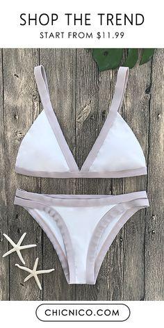 $25.99 Ecstatic Sexy Two Pieces Swimsuit Bikini Set