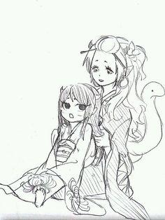 Manga, Female, Anime, Turquoise, Couple, Manga Anime, Green Turquoise, Manga Comics, Cartoon Movies