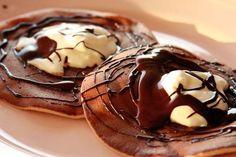 Tortitas americanas, pancakes
