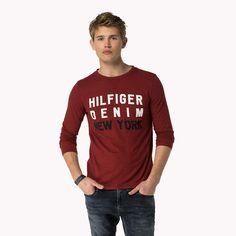 Hilfiger Denim T-shirt | Caviar | Tommy Hilfiger® | 8719111831435