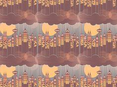 """May Clouds"" by albenaj Clouds, In, May, The, albenaj, blend, if74 City, in, mangowasabi, the"
