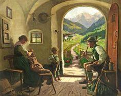 Emil Karl Rau (1858 – 1937,