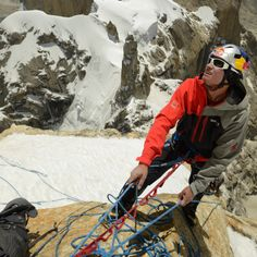 """David Lama: """"I want to keep looking for the unknown and try to redefine myself through the way I climb."""""""