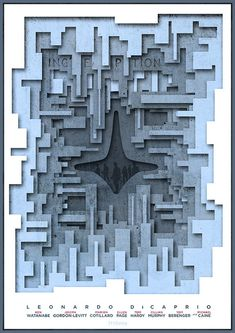 Alternate Movie Poster: Inception