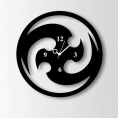 Timeline Round Wall Clock Black - Add oodles of style to your home with an exciting range of designer furniture, furnishings, decor items and kitchenware. We promise to deliver best quality products at best prices.