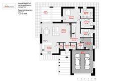 Projekt domu HomeKONCEPT-41 | HomeKONCEPT