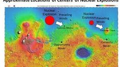 Mars was nuked Interview with Dr John Brandenburg: Latest images and footage