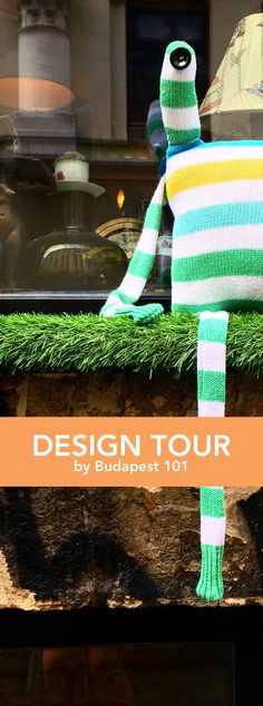See the creativity of Hungarians, meet local artists, and find the best souvenirs on the Budapest 101 Design Tour!