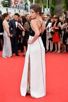 Adele Exarchopoulos – 'Grace of Monaco' Premiere at 2014 Cannes Film Festival