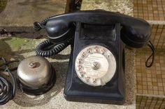 Telephone bakelite annees 40 Vintage