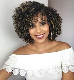 Ocean Wave Crochet Hair, Mixed Hair Care, Short Curly Bob, Curly Hair Care, Braids For Black Hair, Crochet Hair Styles, Curled Hairstyles, Hair Dos, Healthy Hair
