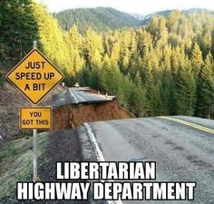 no idea how to tag this. libertarians are morons, i guess